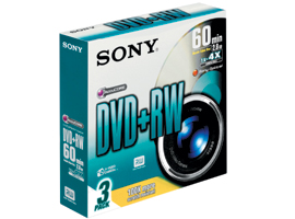 3DPW60DSS2-Video Media-8cm DVD