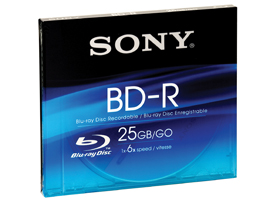 BNR25BS6-Data Storage Media-Blu-ray Disc