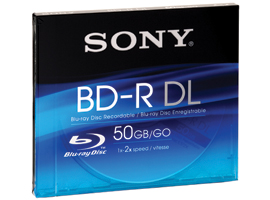 BNR50BS2-Data Storage Media-Blu-ray Media