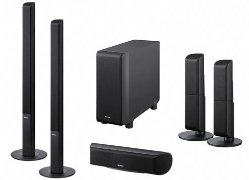 archived sa vs350h speakers hi fi components sony. Black Bedroom Furniture Sets. Home Design Ideas