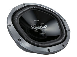 XS-GTX120L-Xplod™ Speakers / Subwoofer-Speakers