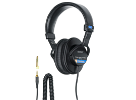 MDR-7506-Headphones-Sound Monitoring Headphones