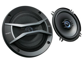 XS-GTF1326-Xplod™ Speakers / Subwoofer-Speakers
