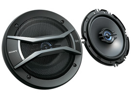 XS-GTF1626-Xplod™ Speakers / Subwoofer-Speakers