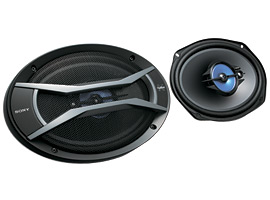 XS-GTF6936-Xplod™ Speakers / Subwoofer-Speakers