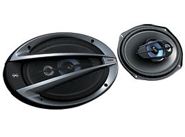 XS-GTX6931-Xplod™ Speakers / Subwoofer-Speakers