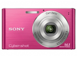 DSC-W320/P-Digital Camera-W Series