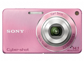 DSC-W350/P-Digital Camera-W Series