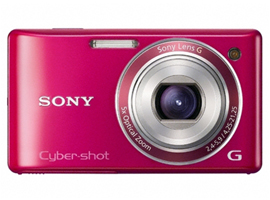 DSC-W380/R-Digital Camera-W Series