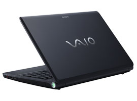 VPCF115FG/B-VAIO™ Laptops & Computers-F Series