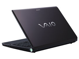 VPCF117HG/BI-VAIO™ Laptops & Computers-F Series