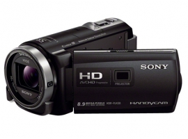 HDR-PJ430VE-Handycam® Camcorder-Flash / Memory Stick