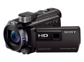 HDRPJ790VE-Handycam® Camcorder-Flash / Memory Stick