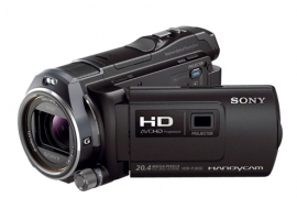 HDR-PJ660VE-Handycam® Camcorder-Flash / Memory Stick