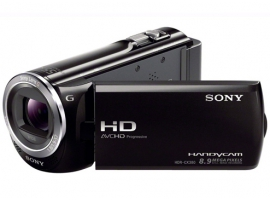 HDR-CX380E-Handycam® Camcorder-Flash / Memory Stick