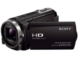 HDR-CX430V-Handycam® Camcorder-Flash / Memory Stick