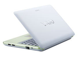 VPCW21EAG/WI-VAIO™ Notebook & Computer-W Series