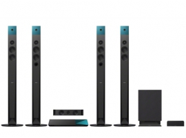BDV-N9100W/B-Blu-ray Home Theatre Systems