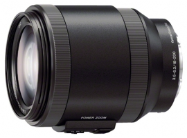 SELP18200-Interchangeable Lens-Zoom
