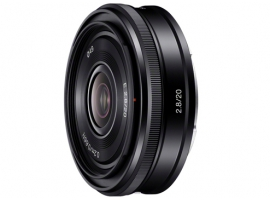 SEL20F28-Interchangeable Lens-Fixed Focal Length