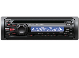 CDX-GT25-Audio Players
