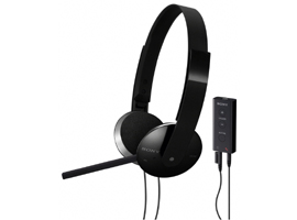 DR-350USB/B-Headphones-PC Headset Headphones