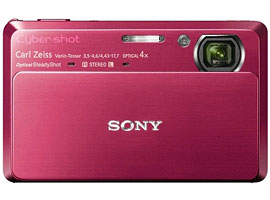 DSC-TX7/R-Digital Still Camera-T Series