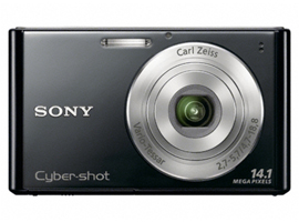 DSC-W330/B-Digital Camera-W Series