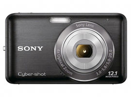 DSC-W310/B-Digital Camera-W Series