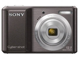 DSC-S2100/B-Digital Camera-S Series