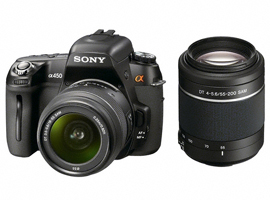DSLR-A450Y-Interchangeable Lens Camera-DSLR-A450