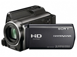 HDR-XR150E-Handycam® Camcorder-Hard Disk Drive (HDD)