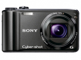 DSC-HX5V/B-Digital Camera-H Series