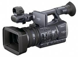 HDR-AX2000E-Handycam® Camcorder-SemiPro