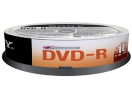 10DMR47SP-Data Storage Media-DVD