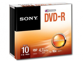 10DMR47SS-Data Storage Media-DVD