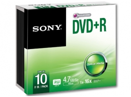 10DPR47SS-Data Storage Media-DVD