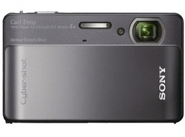 DSC-TX5/B-Digital Still Camera-T Series