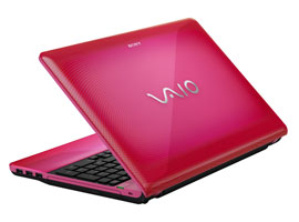 VPCEB25FG/P-VAIO™ Laptops & Computers-E Series (VPCE)