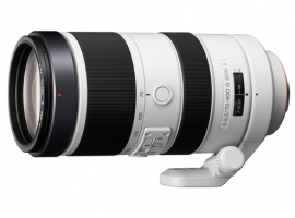 SAL70400G2-Interchangeable Lens-G Lens
