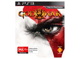 God of War® III-Game Titles