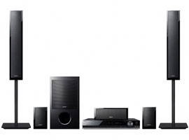 DAV-DZ610-DVD Home Theatre Systems