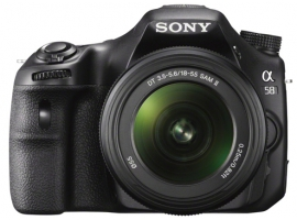 SLT-A58K-Interchangeable Lens Camera-SLT-A58