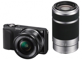 NEX-3NY/B-Interchangeable Lens Camera-NEX-3N