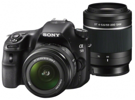 SLT-A58Y-Interchangeable Lens Camera-SLT-A58