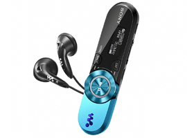 NWZ-B153F/L-Walkman® Digital Media Players-B Series