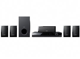 DAV-TZ210-DVD Home Theatre Systems