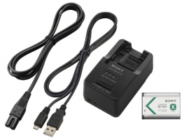 ACC-TRBX-Cyber-shot™ Accessories-Power & Accessory Kit