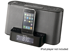ICF-DS11iP-Audio Docks-iPod/iPhone Docks