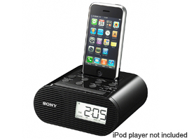 ICF-C05iP-Audio Docks-iPod/iPhone Docks